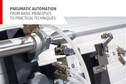 Pneumatic Automation: from basic principles to practical applications