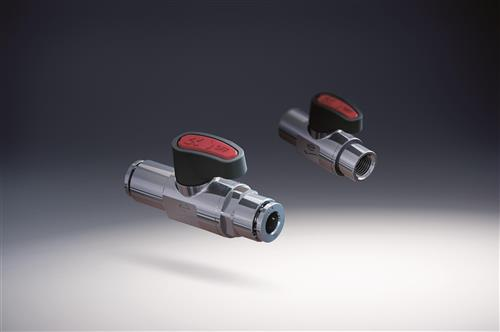 Series 29 - Mini ball valves for Pneumatics and Industrial Fluids